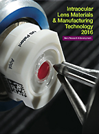 IOL MATERIALS & MANUFACTURING TECHNOLOGY
